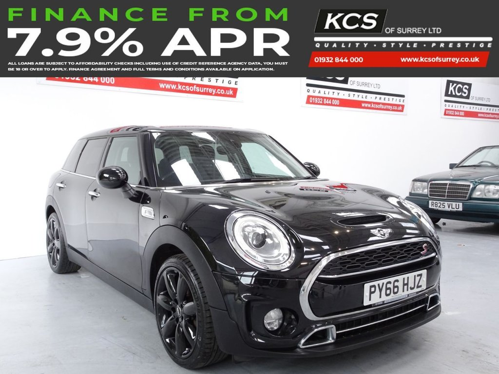 USED 2016 N MINI CLUBMAN 2.0 COOPER S 5d 189 BHP CHILI PACK - MEDIA XL SAT NAV