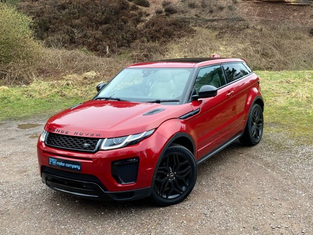 USED 2015 05 LAND ROVER RANGE ROVER EVOQUE 2.0 TD4 HSE DYNAMIC LUX 3d 177 BHP TOP SPEC