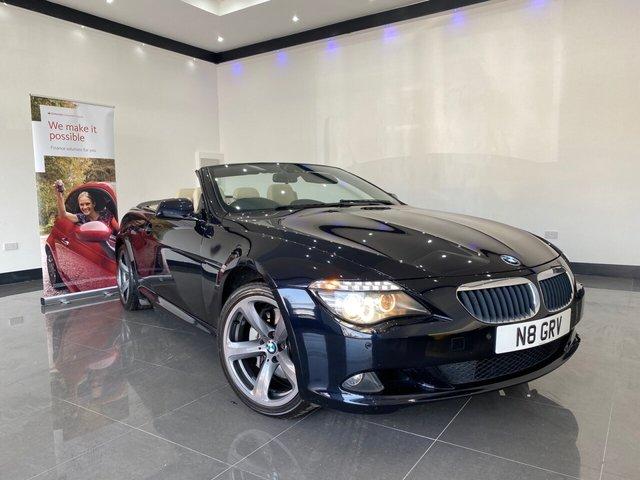 USED 2010 N BMW 6 SERIES 3.0 635D SPORT 2d 282 BHP