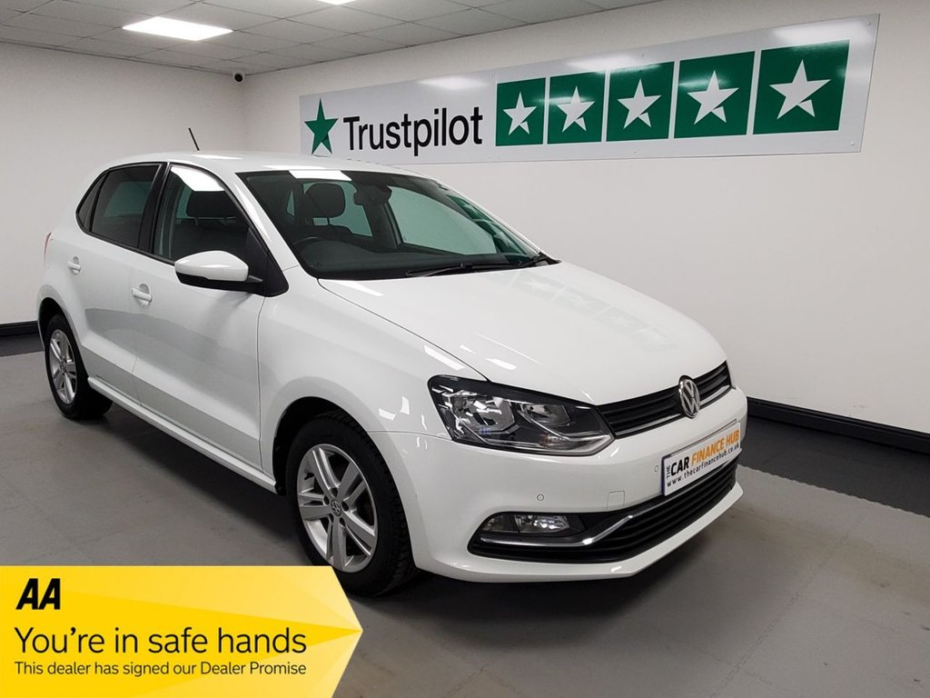 USED 2016 16 VOLKSWAGEN POLO 1.0 MATCH 5d 74 BHP