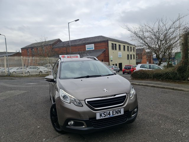 USED 2014 14 PEUGEOT 2008 1.4 HDI ACTIVE 5d 68 BHP A GREAT FAMILY CAR