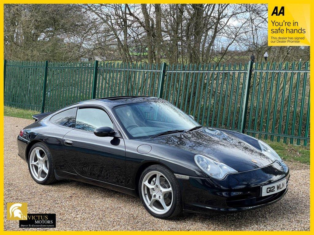 USED 2002 51 PORSCHE 911 3.6 CARRERA 4 TIPTRONIC S 2d AUTO 316 BHP COUPE