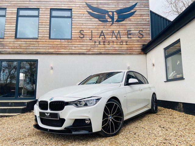 2018 67 BMW 3 SERIES 2.0 330E M SPORT 4d AUTO 181 BHP