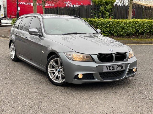 2011 61 BMW 3 SERIES 2.0 320D M SPORT TOURING 5d 181 BHP