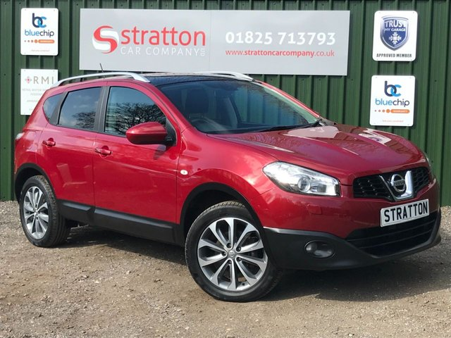 USED 2010 10 NISSAN QASHQAI 2.0 TEKNA 5d 140 BHP ONLY 29,726 MILES