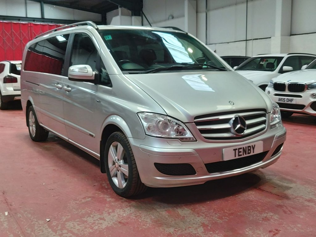 USED 2014 03 MERCEDES-BENZ VIANO 2.1 AMBIENTE CDI BLUEEFFICENCY 5d 163 BHP