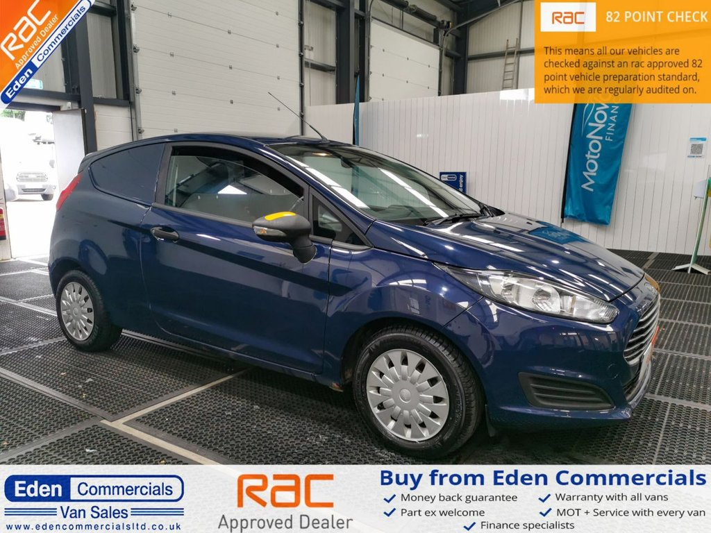 USED 2015 64 FORD FIESTA 1.6 ECONETIC TDCI