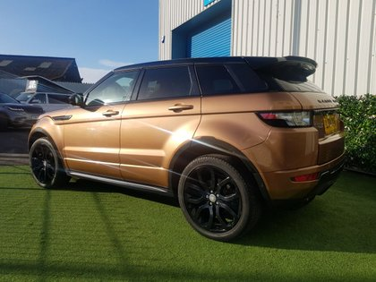 USED 2014 14 LAND ROVER RANGE ROVER EVOQUE 2.2 SD4 DYNAMIC 5d 190 BHP