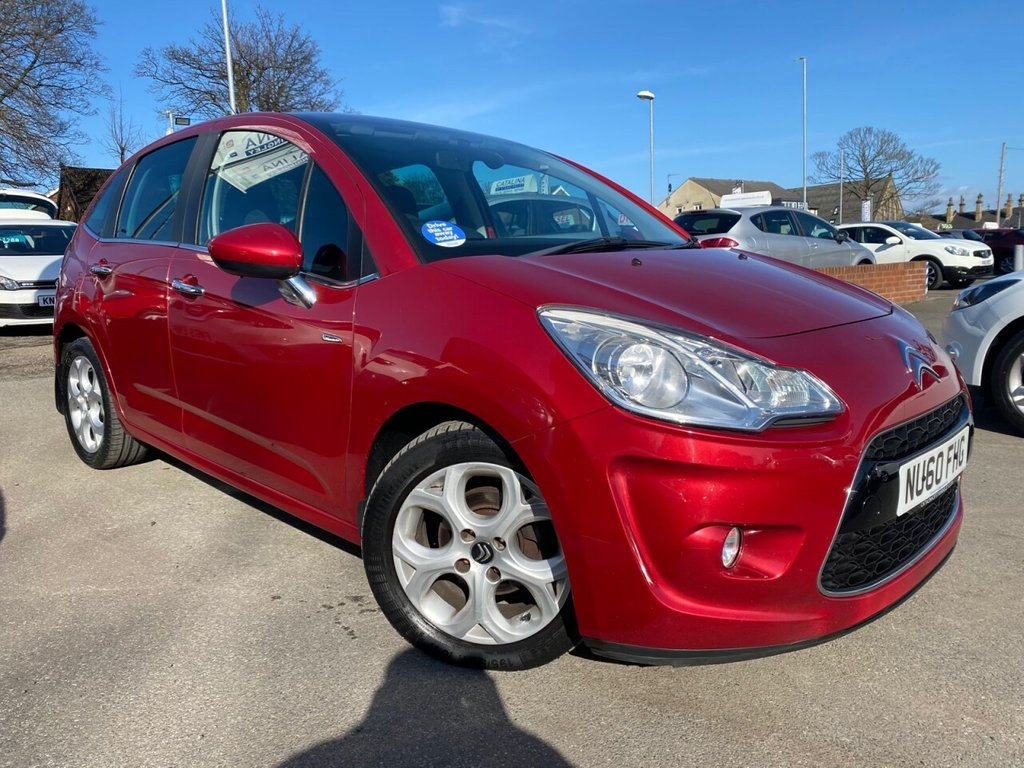 USED 2010 60 CITROEN C3 1.6 HDI EXCLUSIVE 5d 90 BHP