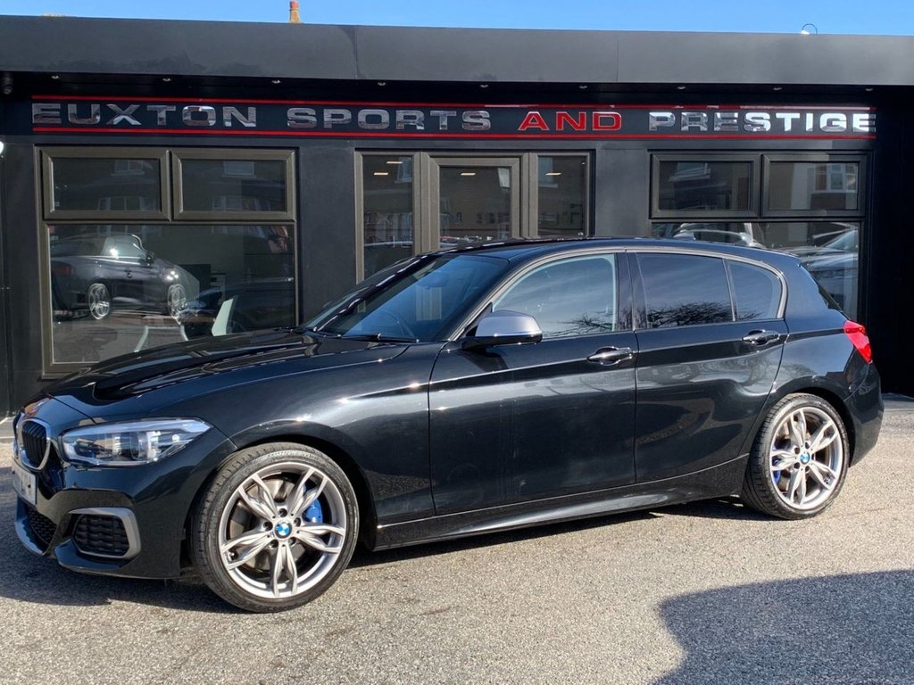 USED 2017 17 BMW 1 SERIES 3.0 M140i Auto (s/s) 5dr £2570 OF EXTRAS