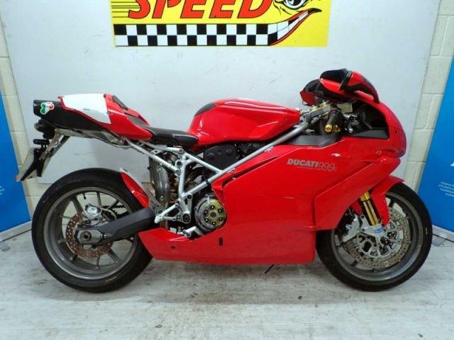 USED 2004 04 DUCATI 999 S MONO