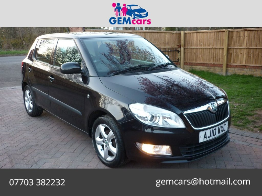 USED 2010 10 SKODA FABIA 1.2 SE TSI 5d 84 BHP GO TO OUR WEBSITE TO WATCH A FULL WALKROUND VIDEO
