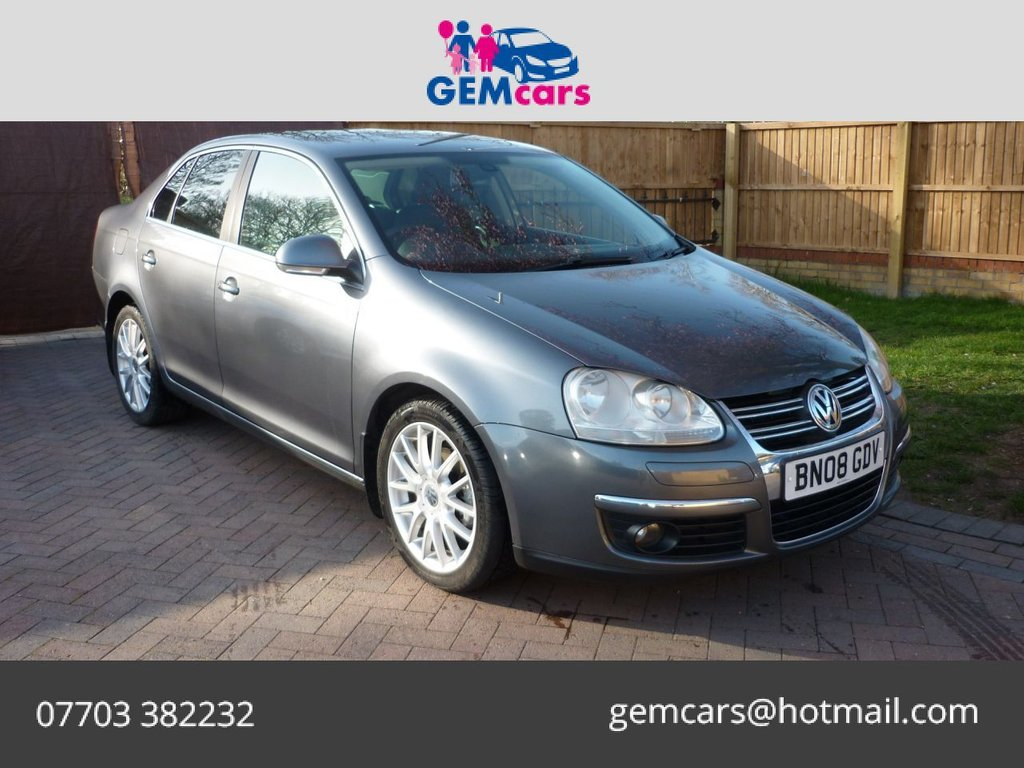 USED 2008 08 VOLKSWAGEN JETTA 2.0 SPORT TDI 4d 138 BHP GO TO OUR WEBSITE TO WATCH A FULL WALKROUND VIDEO
