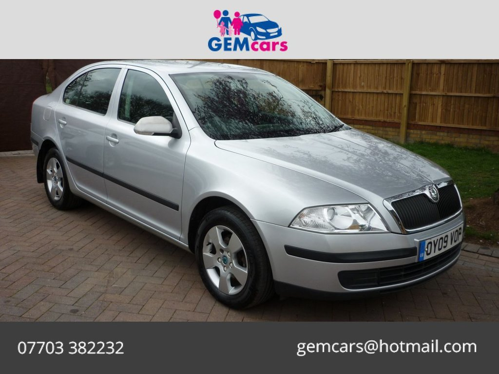 USED 2009 09 SKODA OCTAVIA 1.9 AMBIENTE TDI 5d 103 BHP GO TO OUR WEBSITE TO WATCH A FULL WALKROUND VIDEO