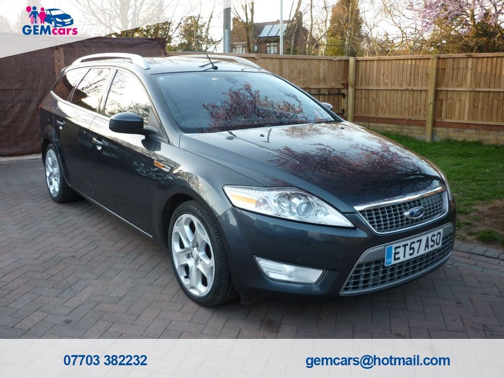 USED 2008 57 FORD MONDEO 1.8 TITANIUM X TDCI 5d 124 BHP GO TO OUR WEBSITE TO WATCH A FULL WALKROUND VIDEO