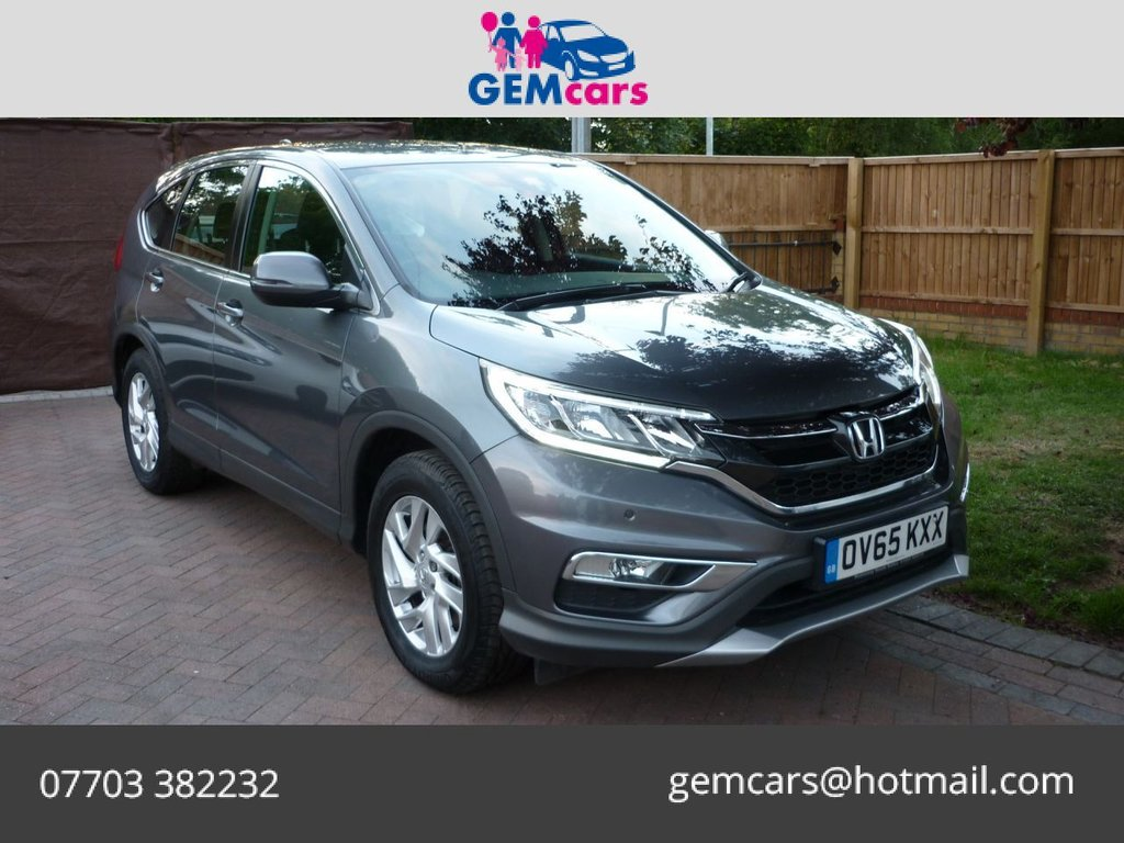 USED 2015 65 HONDA CR-V 1.6 I-DTEC SE 5d 158 BHP GO TO OUR WEBSITE TO WATCH A FULL WALKROUND VIDEO