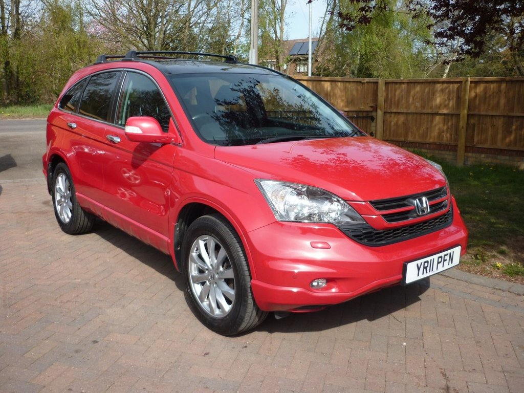 USED 2011 11 HONDA CR-V 2.0 I-VTEC EX 5d 148 BHP GO TO OUR WEBSITE TO WATCH A FULL WALKROUND VIDEO