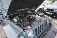 USED 2014 64 JEEP WRANGLER 2.8 CRD OVERLAND 2d 197 BHP