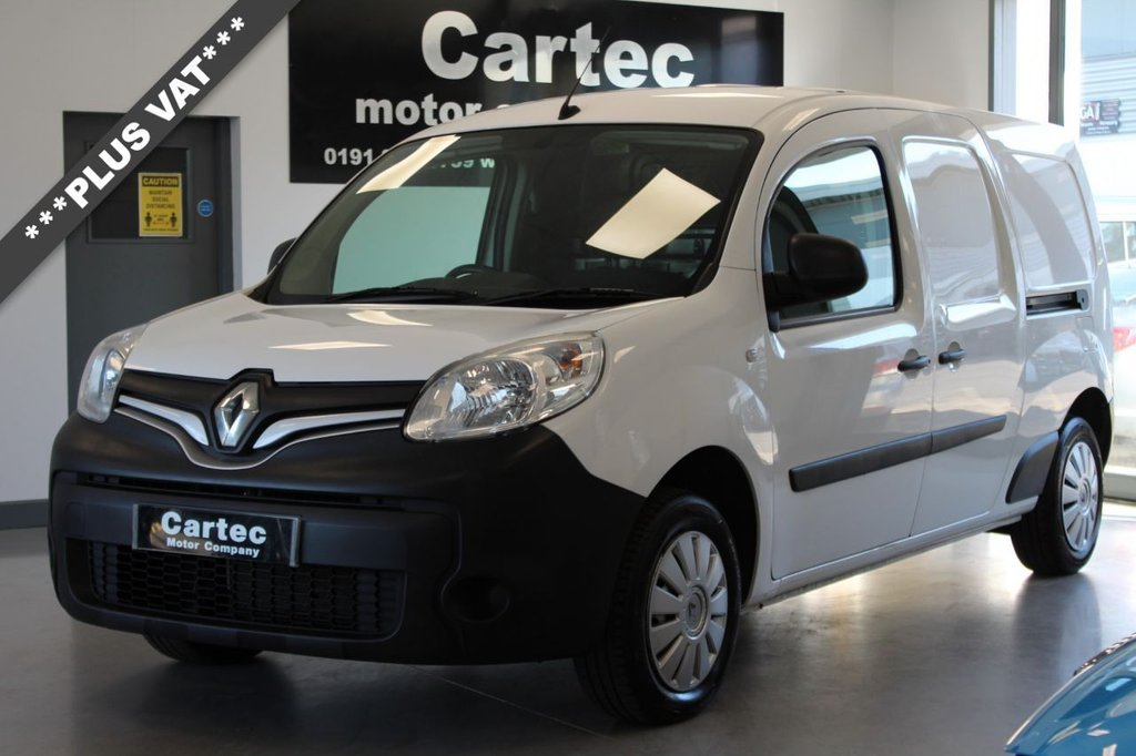 USED 2015 15 RENAULT KANGOO MAXI 1.5 LL21 CORE DCI 110 BHP ***ONE OWNER*** PLUS VAT***