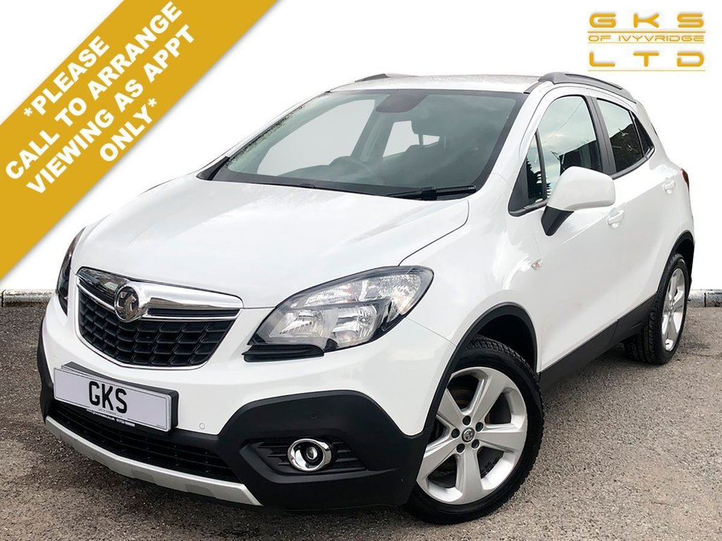 USED 2015 15 VAUXHALL MOKKA 1.6 EXCLUSIV CDTI S/S 5d 134 BHP ** NATIONWIDE DELIVERY AVAILABLE **