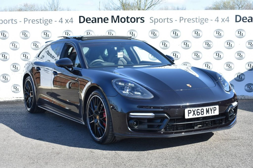 USED 2019 68 PORSCHE PANAMERA 4.0 GTS SPORT TURISMO PDK 5d 454 BHP HUGE SPECIFICATION