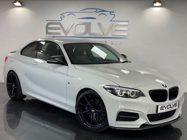 2017 67 BMW 2 SERIES 3.0 M240I 2d 335 BHP
