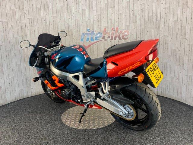 HONDA CBR900RR FIREBLADE at Rite Bike