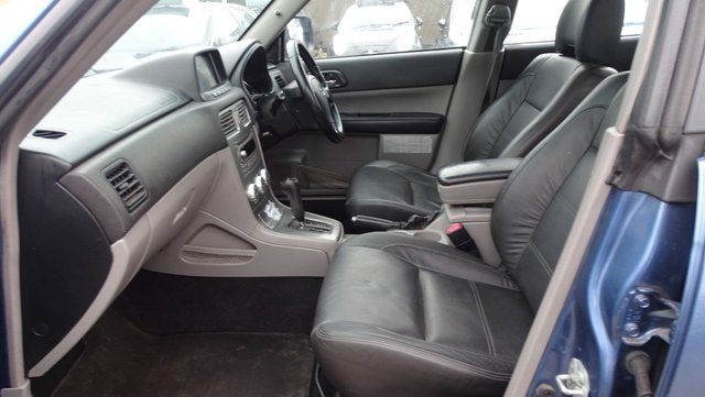 USED 2007 57 SUBARU FORESTER 2.5 XTEN 5d 230 BHP TURBO AUTOMATIC