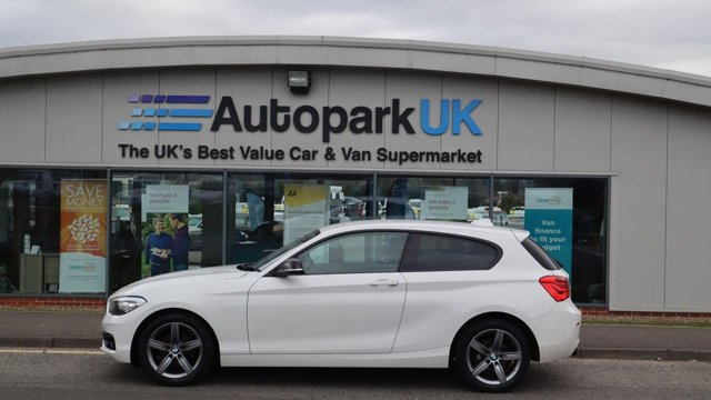 USED 2015 65 BMW 1 SERIES 1.5 116D SPORT 3d 114 BHP LOW DEPOSIT OR NO DEPOSIT FINANCE AVAILABLE . COMES USABILITY INSPECTED WITH 30 DAYS USABILITY WARRANTY + LOW COST 12 MONTHS ESSENTIALS WARRANTY AVAILABLE FROM ONLY £199 (VANS AND 4X4 £299) DETAILS ON REQUEST. ALWAYS DRIVING DOWN PRICES . BUY WITH CONFIDENCE . OVER 1000 GENUINE GREAT REVIEWS OVER ALL PLATFORMS FROM GOOD HONEST CUSTOMERS YOU CAN TRUST .