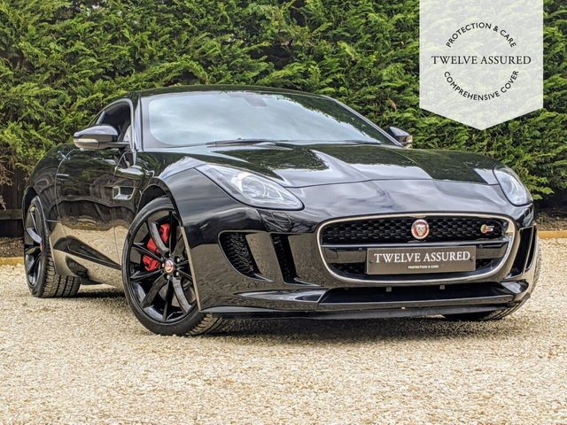 USED 2014 14 JAGUAR F-TYPE 3.0 V6 S 2d AUTO 380 BHP