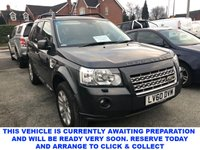 USED 2010 60 LAND ROVER FREELANDER 2 2.2 TD4 HSE 5d 5 Seat Family SUV 4x4 AUTO with Great High Spec and Lovely Low Mileage