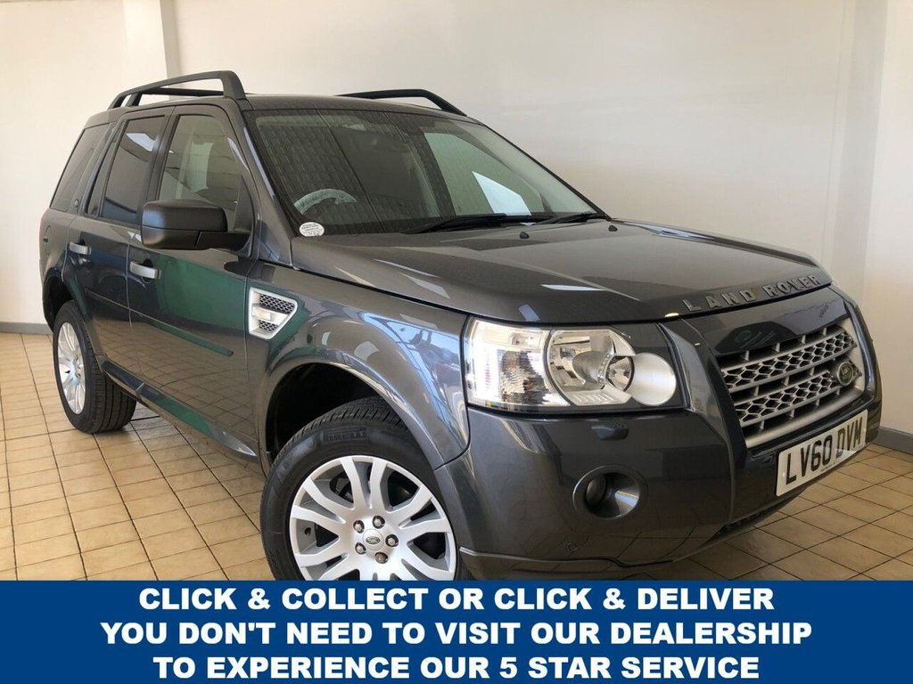 USED 2010 60 LAND ROVER FREELANDER 2 2.2 TD4 HSE 5d 5 Seat Family SUV 4x4 AUTO with Great High Spec and Lovely Low Mileage Recent Service & MOT with new Cambelt fitted April 2021 Ready to Finance & Drive Away Today. IMMACULATE CONDITION WITH UNBELIEVABLE LOW MILEAGE AND A FULL SERVICE HISTORY