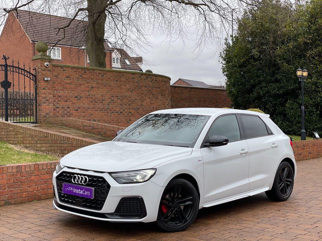 2019 Audi A1 Sportback Tfsi S Line 19 000