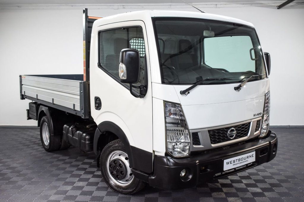 USED 2018 68 NISSAN NT400 CABSTAR 3.0 DCI 35.13 TIPPER 129 BHP Click&Collect / Home Delivery