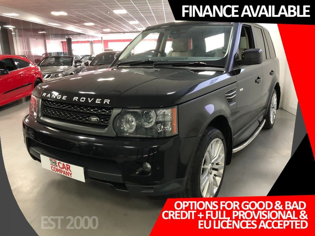USED 2010 60 LAND ROVER RANGE ROVER SPORT 3.0 TDV6 HSE 5d 245 BHP * 1 OWNER ONLY  * BOTH TIMING BELTS REPLACED * PRIVACY * REAR SEAT ENTERTAINMENT *
