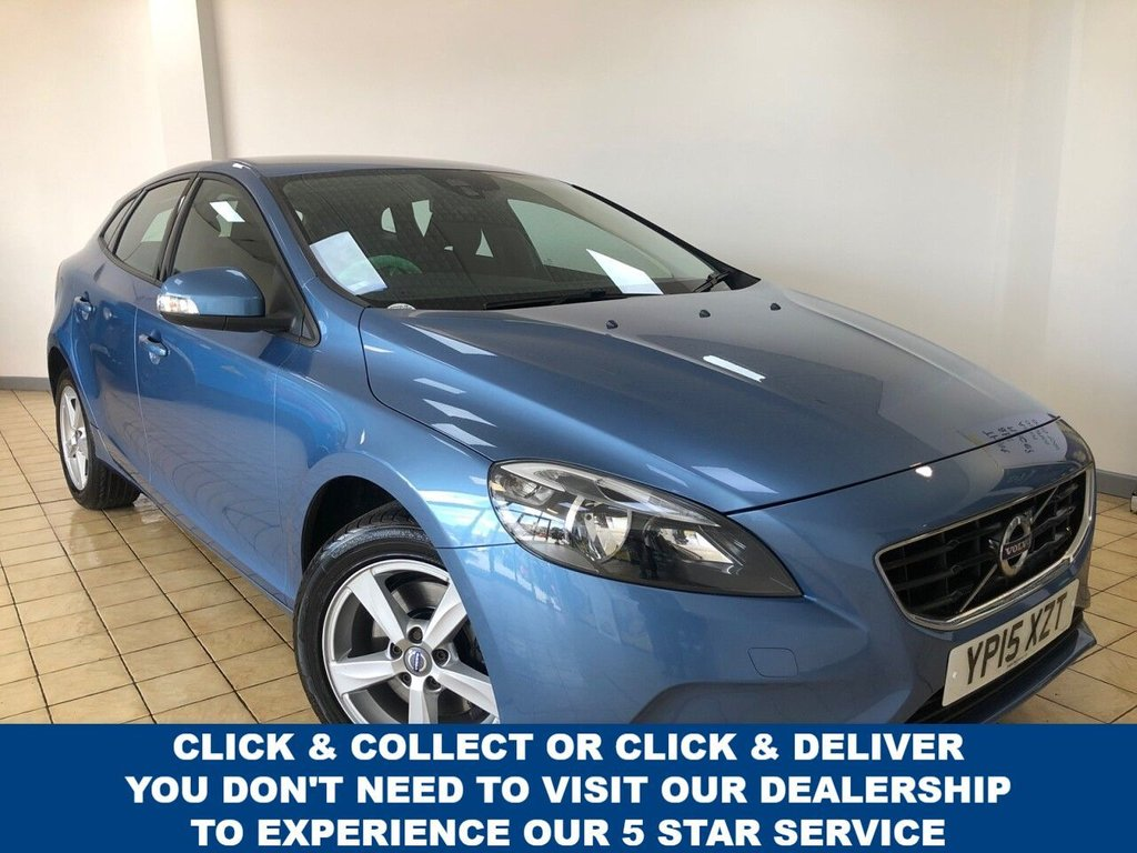 USED 2015 15 VOLVO V40 1.6 T2 ES 5d Family Hatchback Petrol Great Value for Money and Volvo Quality Recent Service & MOT New Battery Now Ready to Drive Away Today  1 Former Keeper