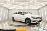 USED 2014 14 MERCEDES-BENZ A-CLASS 1.8 A200 CDI BLUEEFFICIENCY SPORT 5d 136 BHP CRUISE CONTROL, HEATED SEATS, FRESHLY POWDER COATED ALLOYS...