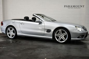2008 MERCEDES-BENZ SL