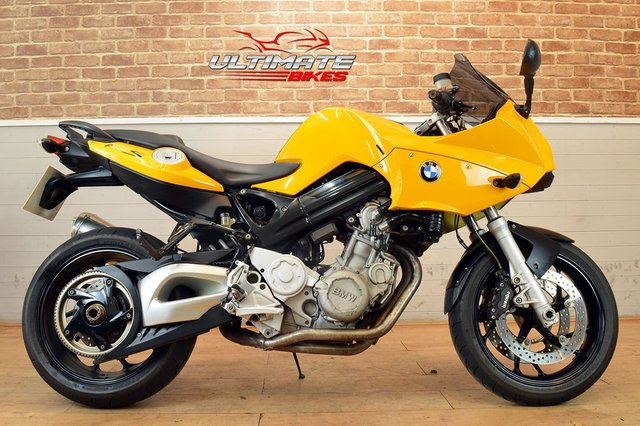 USED 2006 06 BMW F 800 S  - FREE DELIVERY AVAILABLE