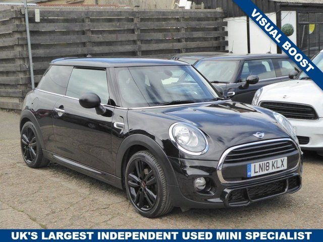 View our MINI HATCHBACK SPECIAL EDITION