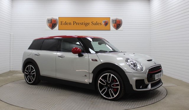 USED 2018 18 MINI CLUBMAN 2.0 JOHN COOPER WORKS ALL4 5d 228 BHP