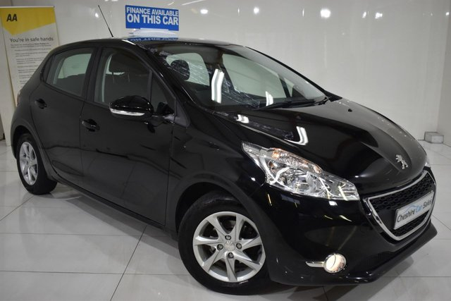 USED 2014 14 PEUGEOT 208 1.4 HDI ACTIVE 5d 68 BHP