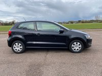 USED 2011 11 VOLKSWAGEN POLO 1.2 S A/C 3d 70 BHP