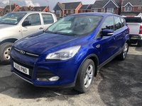 USED 2015 15 FORD KUGA 2.0 ZETEC TDCI 5d 5 Seat Family SUV