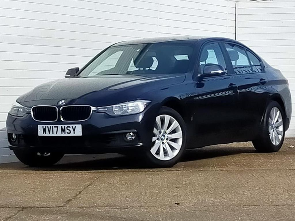 USED 2017 17 BMW 3 SERIES 2.0 330E SE 4d 181 BHP Buy Online Moneyback Guarantee