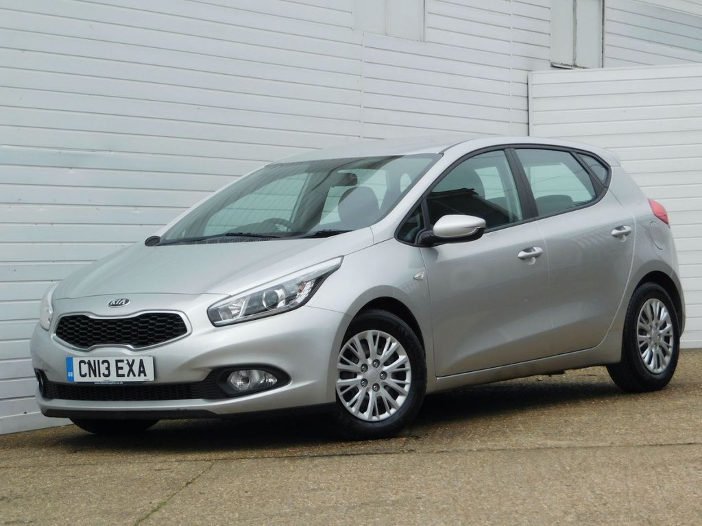 USED 2013 13 KIA CEED 1.4 CRDI 1 5d 89 BHP Buy Online Moneyback Guarantee