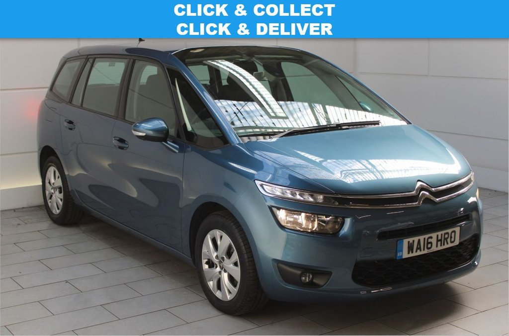 USED 2016 16 CITROEN C4 GRAND PICASSO  1.6 BlueHDi VTR+ EAT6 (stop/start) 5dr