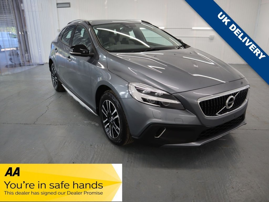 USED 2017 67 VOLVO V40 2.0 D2 CROSS COUNTRY NAV PLUS 5d 118 BHP EFFICENT, REFINDED AND CLASSY THIS NAV PLUS MODEL IN THE CROSS COUNTRY V40 WITH THE HIGHER RIDE HEIGHT IS A VERY POPULAR CHOICE.