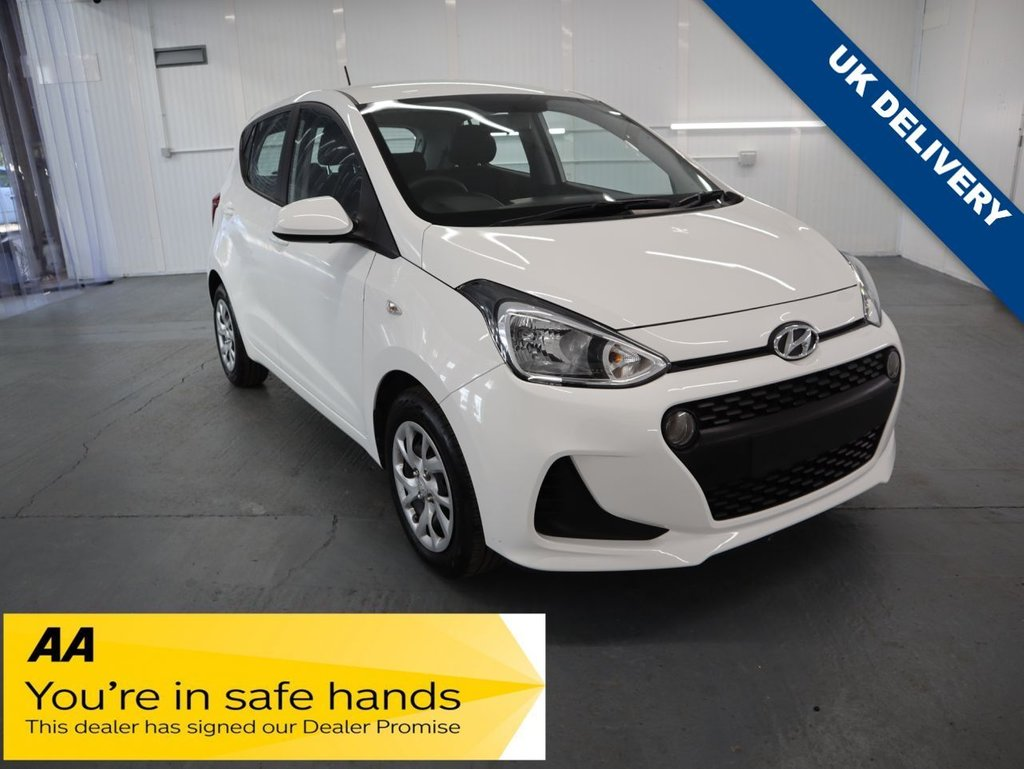 USED 2018 18 HYUNDAI I10 1.0 SE 5d 65 BHP APPROACHABLE,RELIABLE AND EFFICIENT. A GREAT COMFORTABLE CITY CAR WITH A EURO 6 RATING.