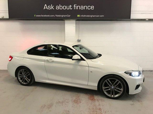 USED 2018 18 BMW 2 SERIES 1.5 218I M SPORT 2d 134 BHP